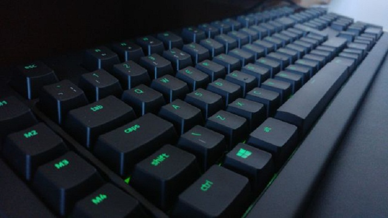 Rekomendasi Keyboard Gaming Terbaik Razer BlackWidow Chroma V2