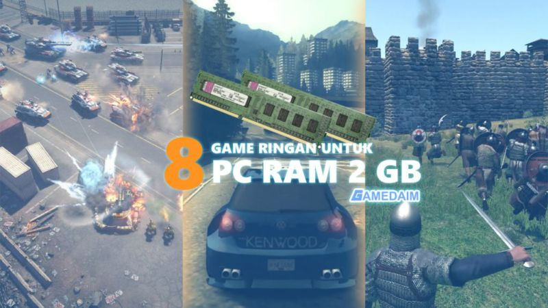 Thumbnail G List 8 Game Ringan Terbaik RAM 2 GB
