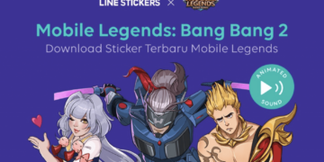 LINE X Mobile Legends Stickers