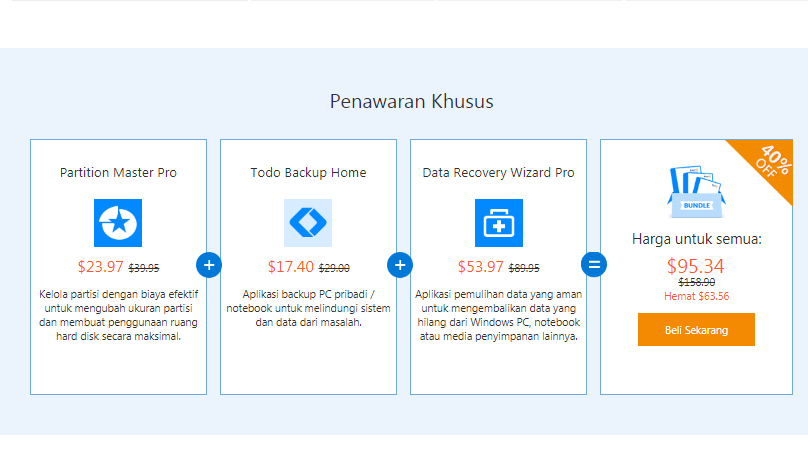 Ulasan Review EaseUS Partition Master Indonesia (3)