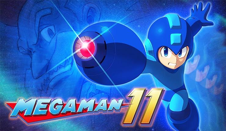 Rilis Megaman 11
