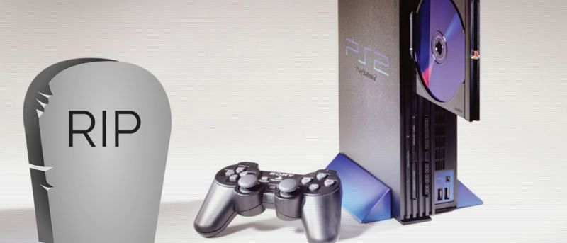 Playstation 2 Mati Ps2 Mati Ps2 Dihentikan Min