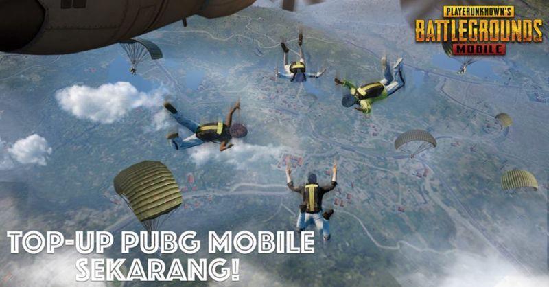 Begini Cara Top Up UC PUBG Mobile Dengan Mudah (Update 2020)