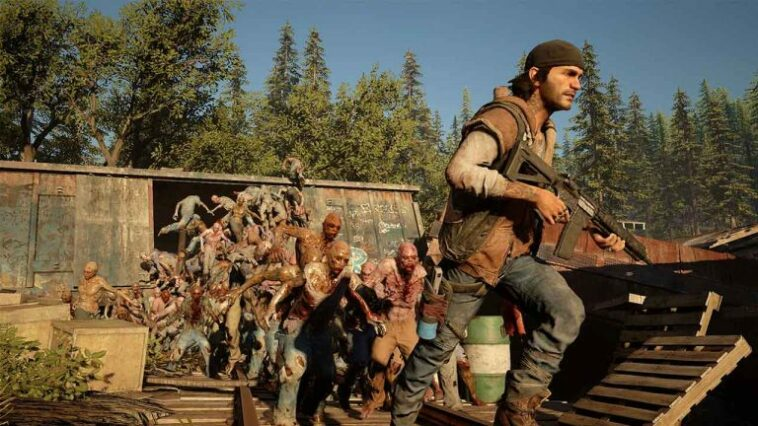 Game Zombie Ekslusif 'Days Gone' Di Platform PS4 Kembali Ditunda! Gamedaim