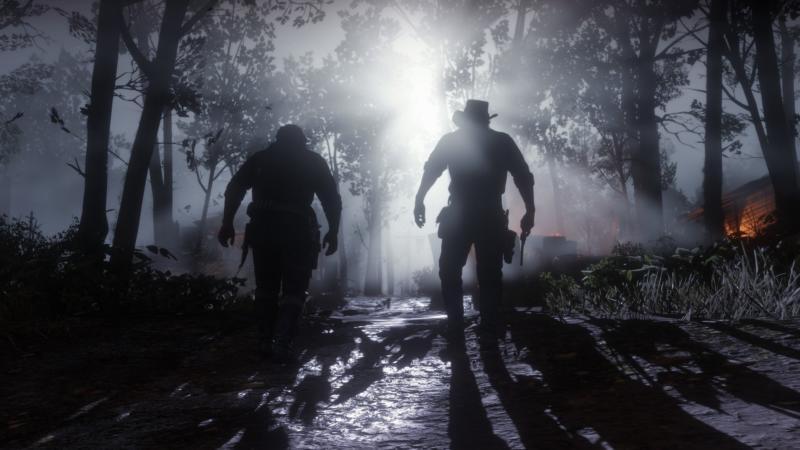 Laris Manis, Dapat Pendapatan Sebesar 10 Triliun Lebih, Red Dead Redemption 2 Masih Kalah Dengan GTA V! Gamedaim