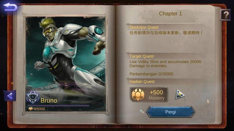 Moonton Tambahkan Fitur Mastery Hero Di Mobile Legends! Gamedaim
