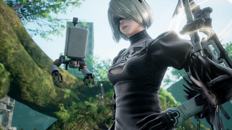 Nier Automata's 2B Akan Hadir Di Soulcalibur 6! Gamedaim