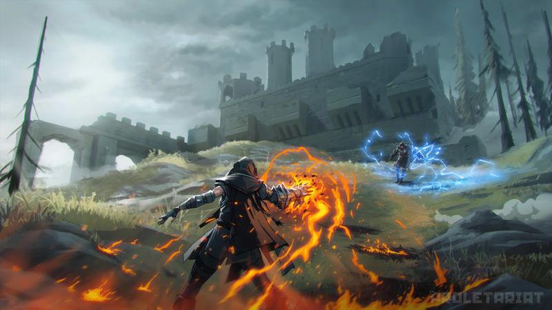 Spellbreak, Game Tipe Battle Royale Yang Menggunakan Sihir! Gamedaim