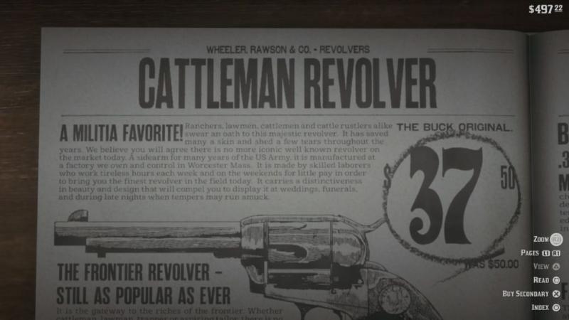 Ternyata Rockstar Sembunyikan Pesan Rahasia Di Red Dead Redemption 2, Apa Itu Game
