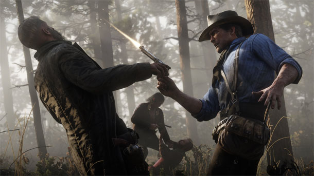 Ternyata Ada Easter Egg 'Bully 2' Di Red Dead Redemption 2! Game