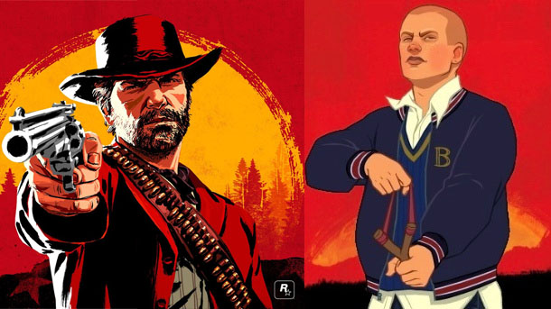 Ternyata Ada Easter Egg 'Bully 2' Di Red Dead Redemption 2! Gamedaim