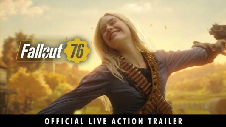 Trailer Live Action Fallout 76 Rilis, Perlihatkan Ledakan Yang Sangat Dahsyat! Gamedaim