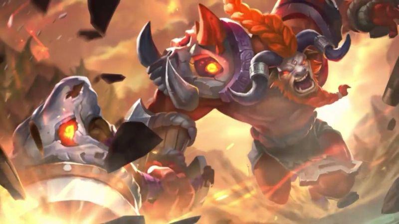 Wajib Banget, Inilah 5 Hero Mobile Legends Yang Harus Di Nerf Oleh Moonton! Minotaur