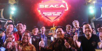 Opening Ceremony Unipin Seaca