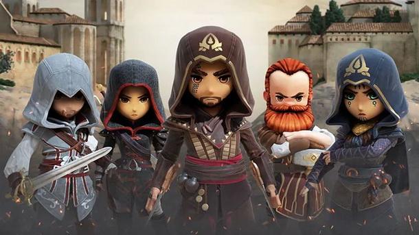 Buruan, Assassin's Creed Rebellion Resmi Rilis Di Platform Mobile Sekarang! Gamedaim