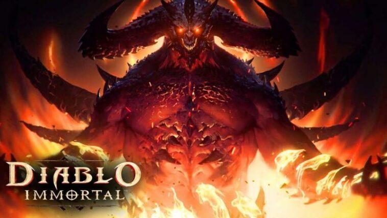 Gila, Saham Activision Blizzard Menurun Setelah Kontroversial Pengumuman Diablo Immortal! Gamedaim