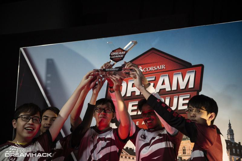 Kalahkan Natus Vincere, Tigers Berhasil Menjadi Juara Dreamleague Season 10! Gamedaim