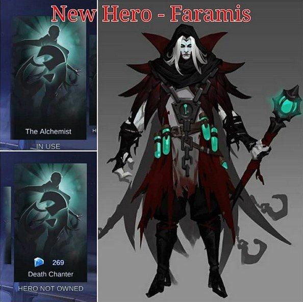 Moonton Siap Rilis Hero Baru Di Mobile Legends, Mage Rasa Kegelapan! Game