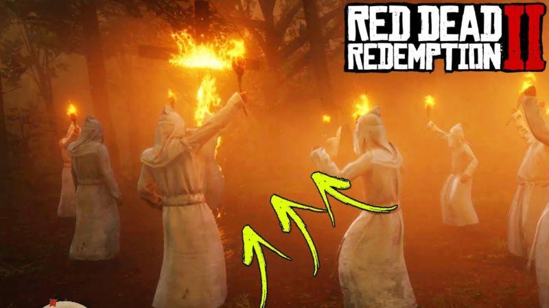 Red Dead Redemption 2 Membunuh Anggota KKK Akan Meningkatkan Peringkat Kehormatan Kalian! Game 2