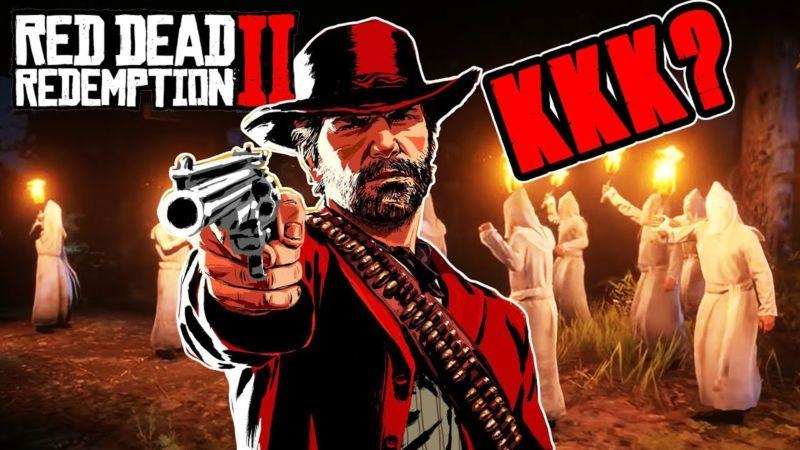 Red Dead Redemption 2 Membunuh Anggota KKK Akan Meningkatkan Peringkat Kehormatan Kalian! Gamedaim