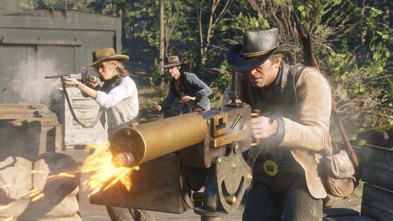 Resmi, Red Dead Redemption 2 Versi Online Akan Rilis Pada Bulan Ini! Gamedaim