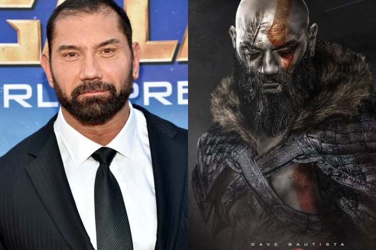 Steven DeKnight Ingin Dave Bautista Perankan Kratos Di Film Adaptasi God Of War Nanti! Gamedaim