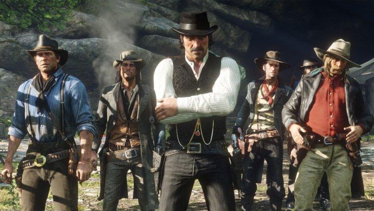 Tanggal Rilis Resmi Red Dead Redemption 2 Online Telah Diumumkan Rockstar! Gamedaim