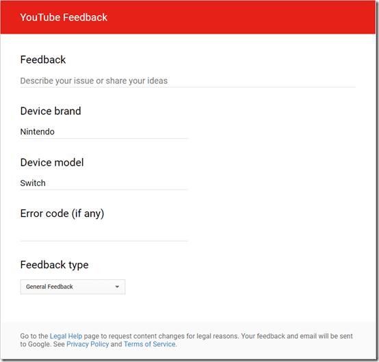 Youtube Akan Masuk Ke Platform Nintendo Switch! = 1