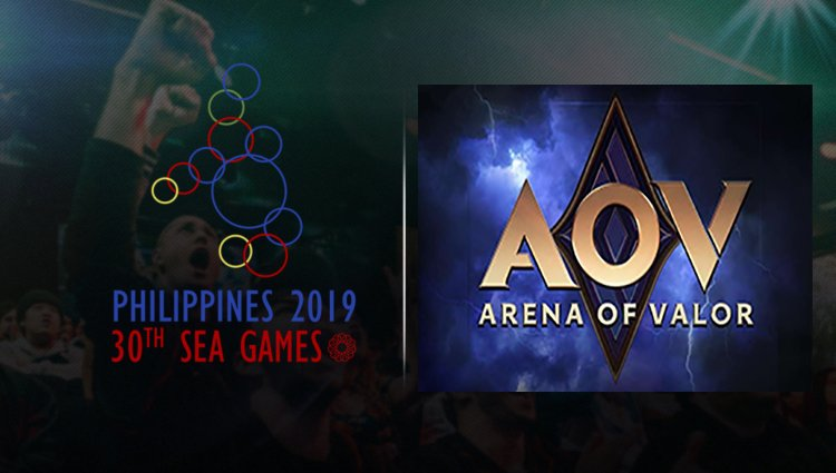 Resmi, Arena Of Valor Masuk Sebagai Cabang Esport SEA Games 2019! 1