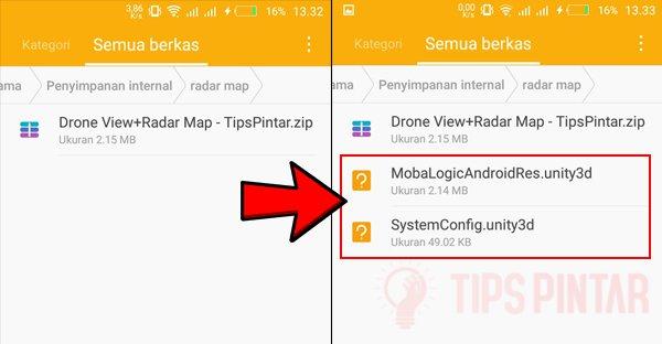 Beginilah Cara Hack Map Dan Drone View Mobile Legends Terbaru 2019! Berkas
