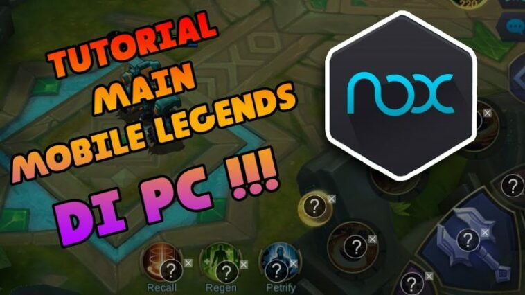 Beginilah Cara Main Mobile Legends Di PC Dan Laptop! Gamedaim