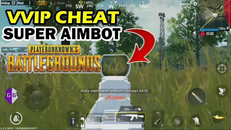 Cara Cheat Pubg Mobile Terbaru 100% Works (update 2020) Gamedaim