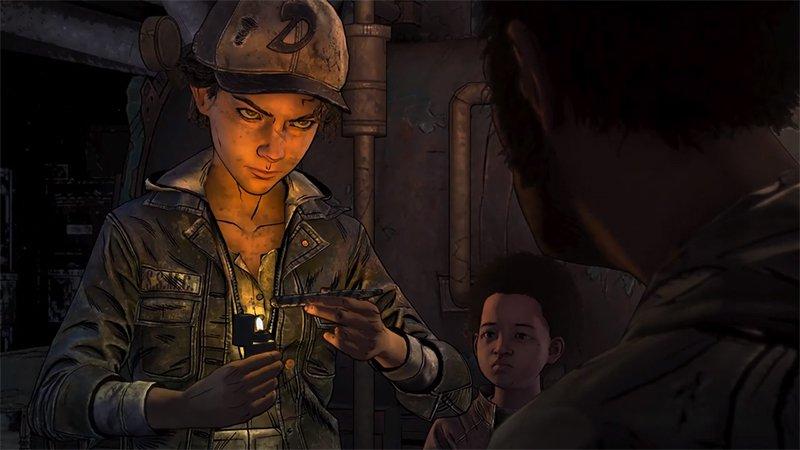 Episode Ketiga The Walking Dead The Final Season Resmi Rilis Trailer Perdana! 1