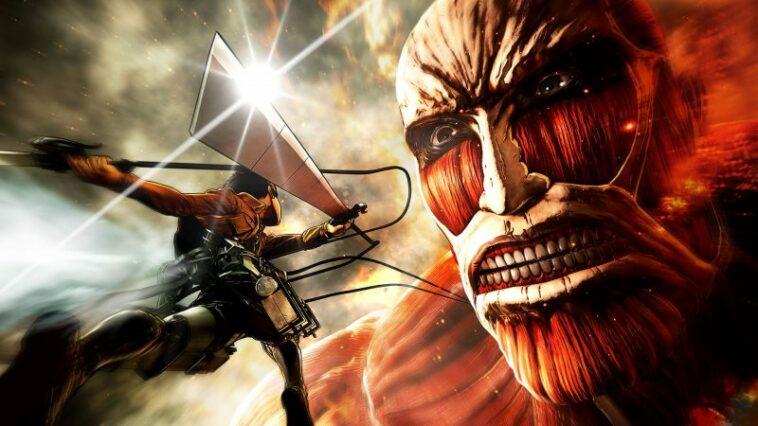 Khusus Wibu, Attack On Titan Mobile Akan Rilis Secara Global! Gamedaim