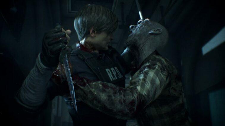 Laris Manis, Lebih Dari Satu Juta Orang Memainkan Demo Resident Evil 2 Remake! Gamedaim
