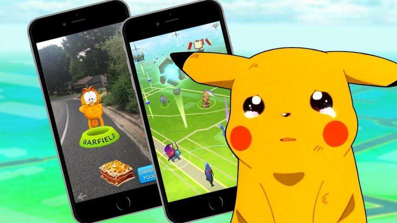 Laris Manis, Pokemon Go Raih Pendapatan 11 Triliun Rupiah Di Tahun 2018! Gamedaim
