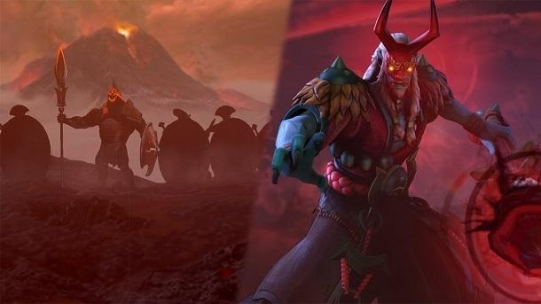 Mars, Hero Baru Dota 2 Yang Diperkirakan Akan Rilis Dalam Waktu Dekat Ini! Gamedaim