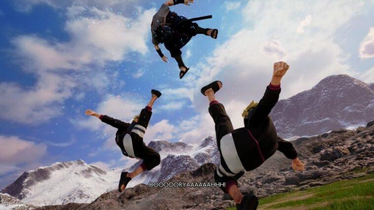 Resmi, Boruto Uzumaki Akan Gabung Ke Jump Force 2019! 3