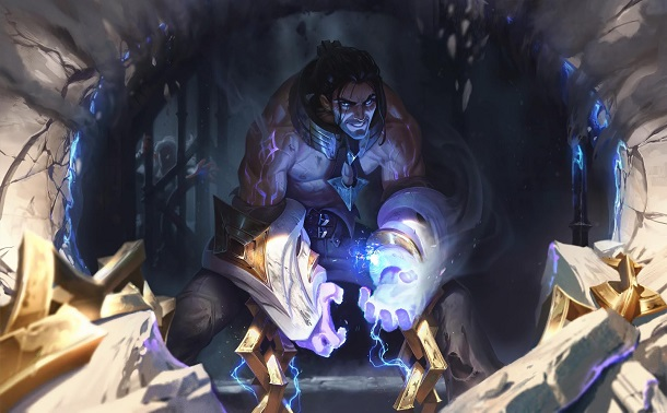 Sang Pemberontak! Sylas The Unshackled, Champion Terbaru League Of Legends! GD