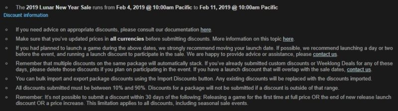 Siapkan Dompet Kalian, Tanggal Diskon Steam Lunar New Year Sale Bocor! 1