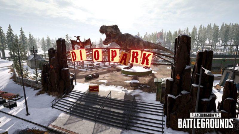 Wajib Tahu, Inilah 7 Tempat Looting Terbaik Di Map Vikendi PUBG! Dino Park