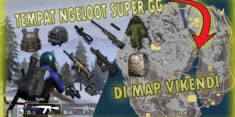 Wajib Tahu, Inilah 8 Tempat Looting Terbaik Di Map Vikendi PUBG Mobile! Gamedaim
