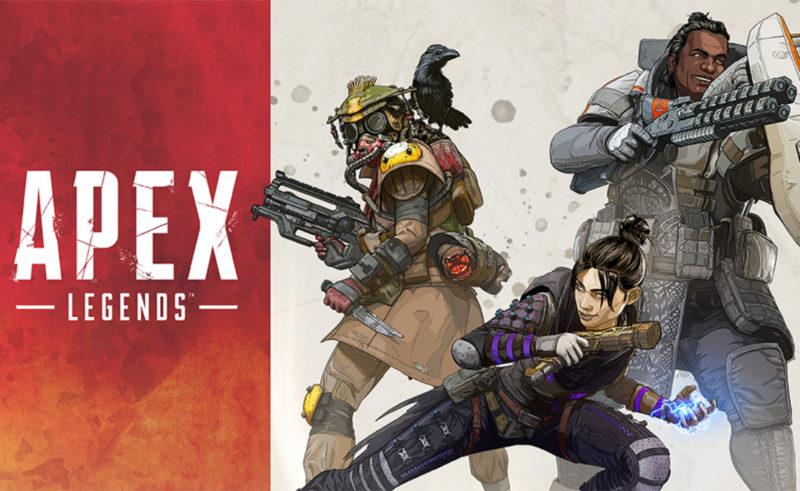 10 Rekomendasi Game Gratis Terbaik, Enggak Kalah Sama Yang Bayar! Apex Legends