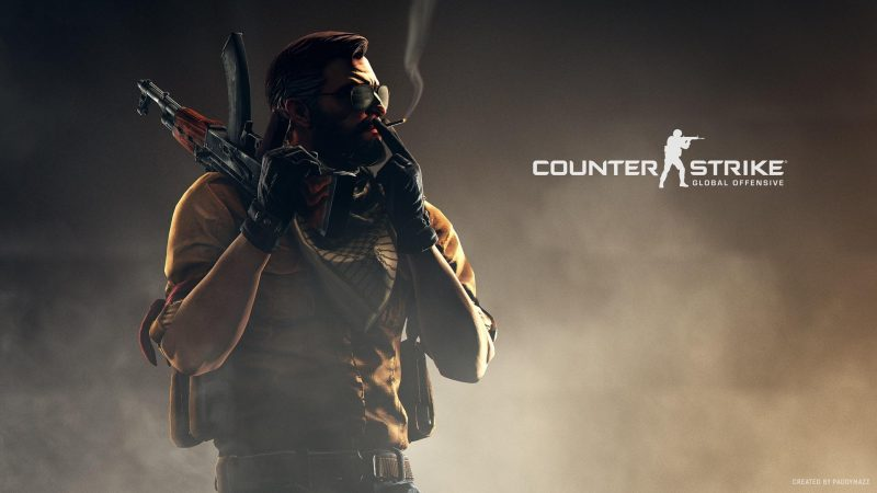 10 Rekomendasi Game PC Terbaik Menurut Komunitas Gamedaim! Counter Strike, Global Offensive