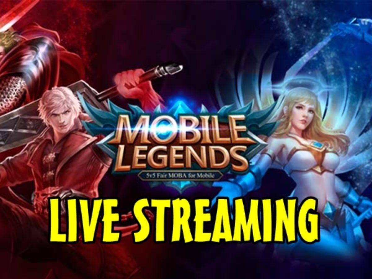 Cara Live Streaming Di Mobile Legends Dengan Mudah Dan Praktis
