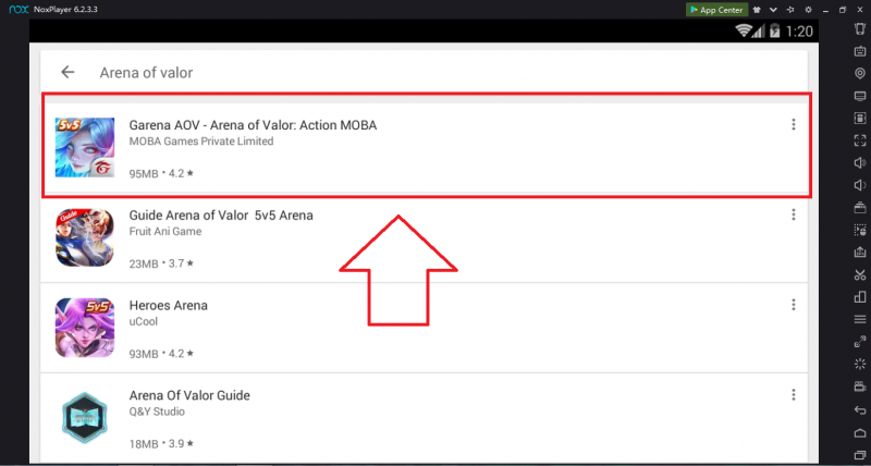 Beginilah Cara Main Arena Of Valor Di PC Atau Laptop Cari Aplikasi