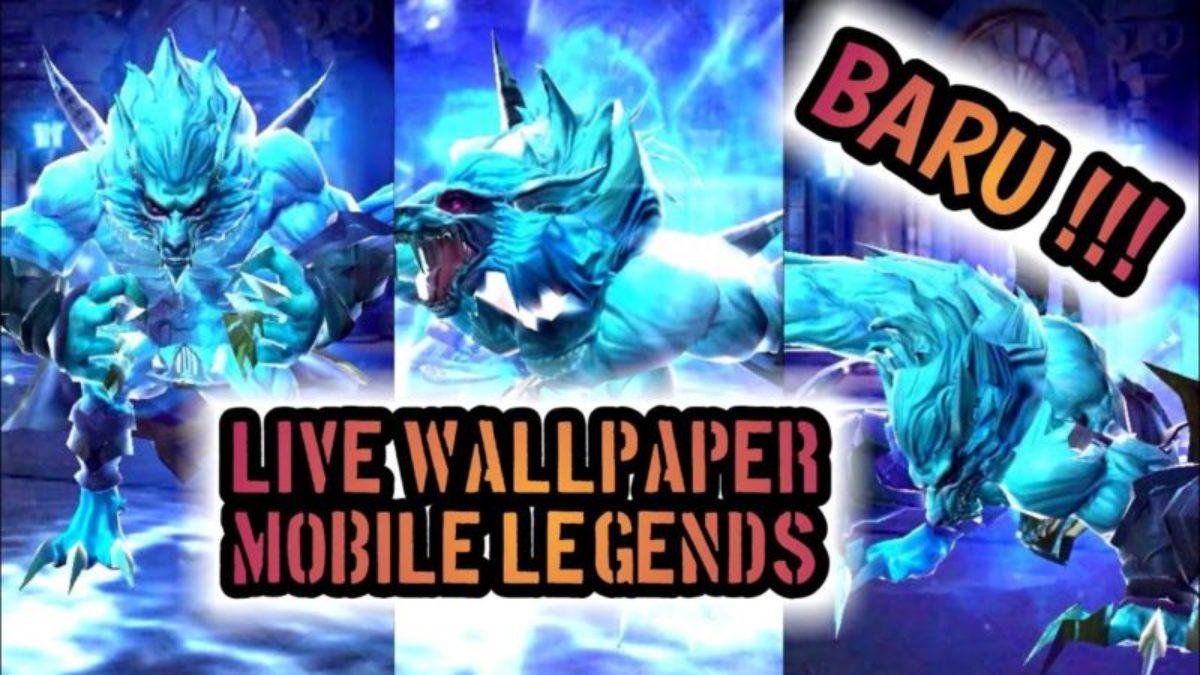 Beginilah Cara Membuat dan Memasang Live Walpaper Mobile Legends dengan Mudah Gamedaim
