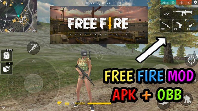 Beginilah Cara Mengetahui Lokasi Musuh Di Free Fire Tanpa Root Terbaru 2019! Gamedaim