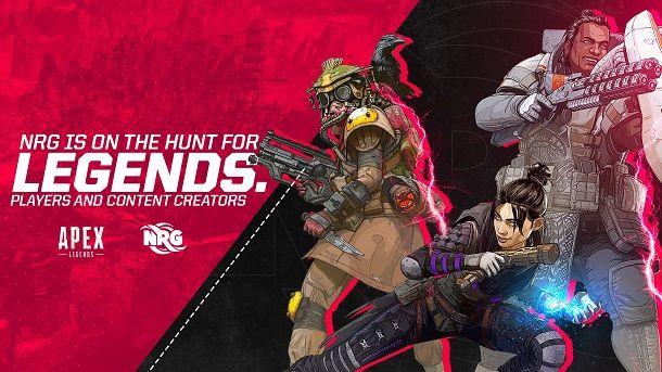 Belum 1 Minggu Rilis, Tim Esports Sudah Mencari Pemain Pro 'Apex Legends'! Gamedaim