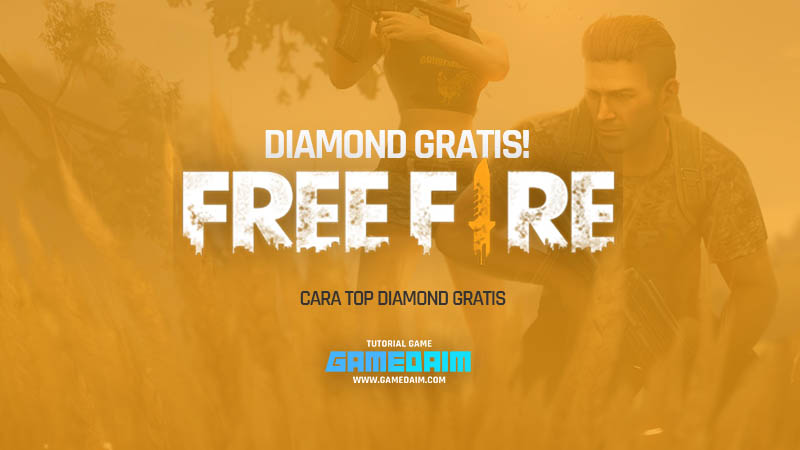 Cara Top Up Diamon Gratis Free Fire Top Up Diamond Free Fire